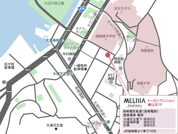 本社地図画像